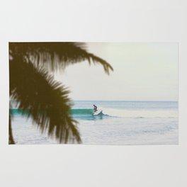 Summer Surf Rug