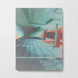 Garage secrets Metal Print