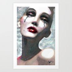 Taïa Art Print