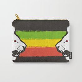 Rasta Lions (The Kingdom) Carry-All Pouch