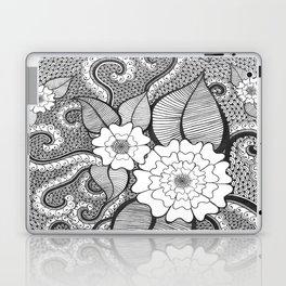 Octopus Flower Laptop & iPad Skin