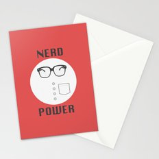 Nerd Power Stationery Cards