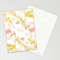 Nature Leaves Stationery Cards