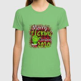 MerryFuckingChristmas2020 T-shirt