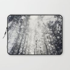 Black and White Laptop Sleeve