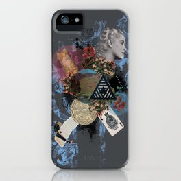 What Went Before Part 3 iPhone Case