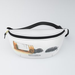Pill bugs Fanny Pack