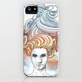 Cecily iPhone Case