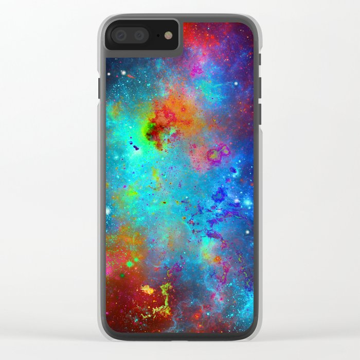 Everything is nothing 29 (therefore it was beautiful) Clear iPhone Case