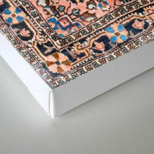 Djosan Poshti West Persian Rug Print Canvas Print
