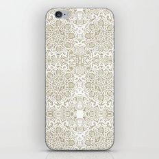 Moorish -stone iPhone & iPod Skin