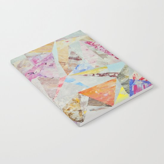 Abstract painting 25 Notebook