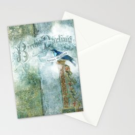 Birdie Darling Stationery Cards