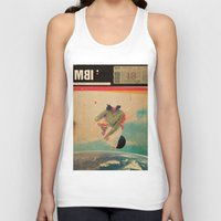 eugenia loli Tank Tops featuring MBI13 by Frank Moth