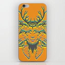 GOD II iPhone Skin