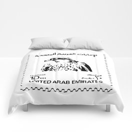 10 AED UAE STAMP Comforters