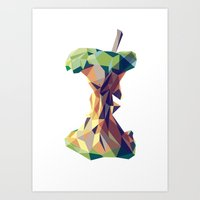 fleetwood mac Art Prints featuring Keep Thinking Different. by Liam Brazier