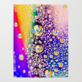 Lisa Frank's Happy Tears Poster