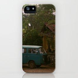 TRAVEL DAYS iPhone Case