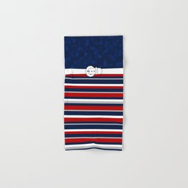 Stars and Stripes Hand & Bath Towel