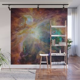 View of Orion Nebula Wall Mural