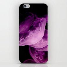 Neon Pink  iPhone & iPod Skin