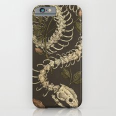 Snake Skeleton iPhone 6 Slim Case