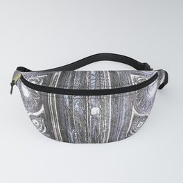 The Door to the Past Fanny Pack