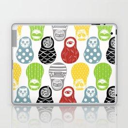 Whimsical Matrioshkas Laptop & iPad Skin