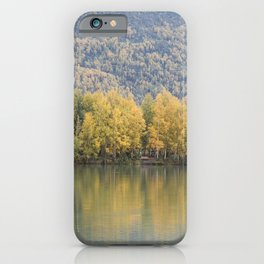 The Other Side of the Lake iPhone Case