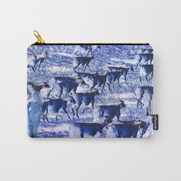 Dancing with Sheep Carry-All Pouch