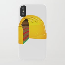 Good and sweet job iPhone Case