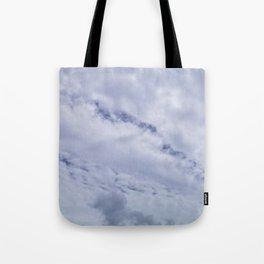 Blue Crawler Tote Bag