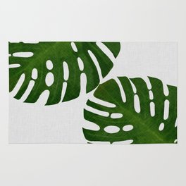 Monstera Leaf II Rug