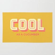 Cool As A Cucumber Rug