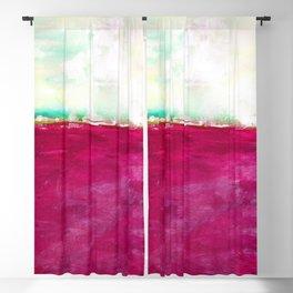 Journey No.600h by Kathy Morton Stanion Blackout Curtain