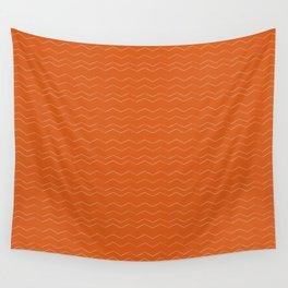 Tangerine Tangerine Wall Tapestry