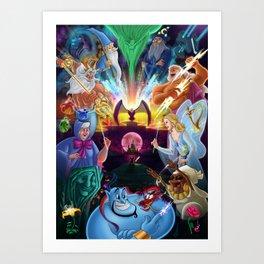 Magical Art Print