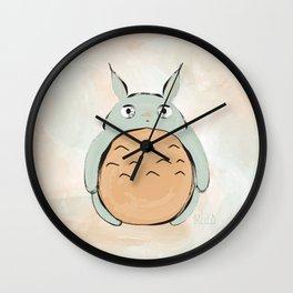 SweetTOTORO Wall Clock