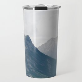 Lost in the Mountains Travel Mug