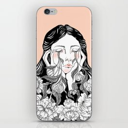 cry me a garden iPhone Skin