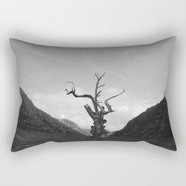 Disdain Rectangular Pillow