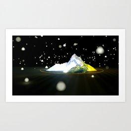 FLICKS Art Print