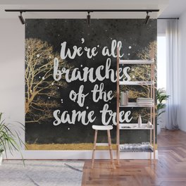 Branches of a Tree Wall Mural