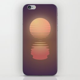 The Suns of Time iPhone Skin