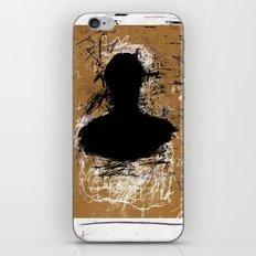 faceless 16 iPhone & iPod Skin