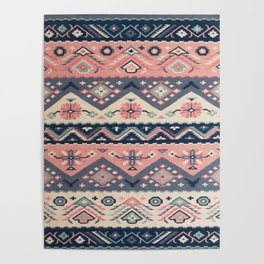 -A23- Epic Anthropologie Traditional Moroccan Artwork. Poster