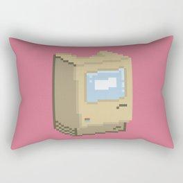 Apple Macintosh 128K Rectangular Pillow