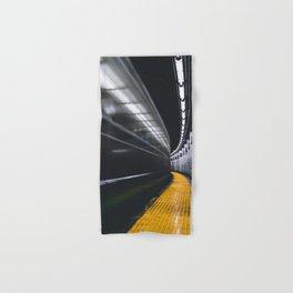 The Subway (Color) Hand & Bath Towel