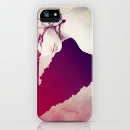 The Soul - generative mix iPhone Case